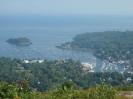 Blick von Mount Battie