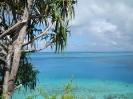 Lagune in Huahine