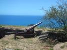 Kanone vom Fort Tereka