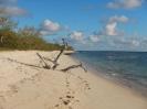 mal wieder einsamer Strand