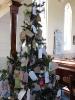 Weihnachtsbaum mit Wünschen